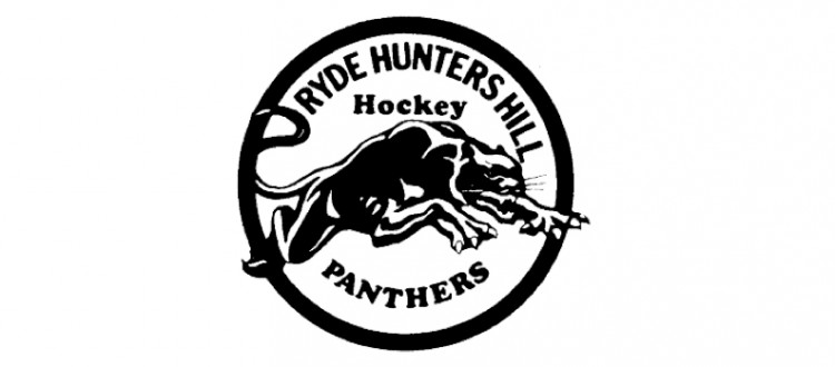 Ryde hockey logo with white background